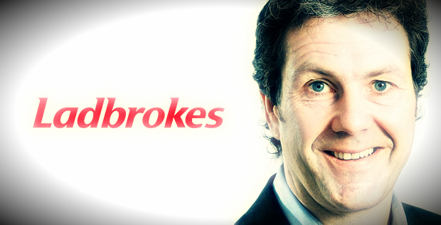 Richard Glynn of Ladbrokes