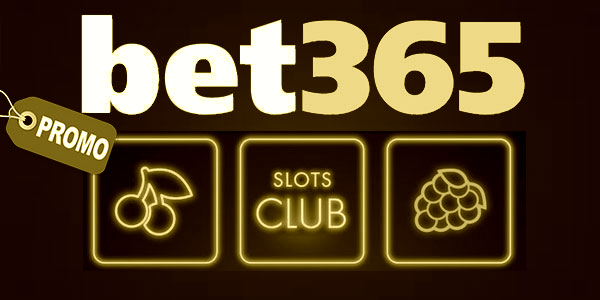 Slots At Bet365 Casino